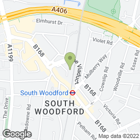 Map of Aluminium & Wood Frames Supplies Ltd in London, london