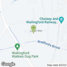 Map of ALLAWAY AUTO ENGINEERS in Wallingford, oxfordshire