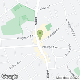 Map of Goddard Veterinary Group in Harrow Weald, Harrow, middlesex