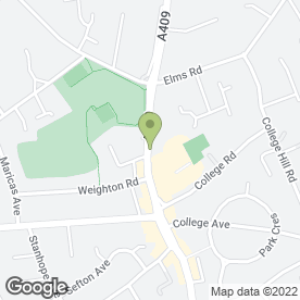 Map of Homebase Ltd in Harrow, middlesex
