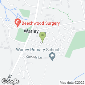 Map of Specific Personal Development Ltd in Warley, Brentwood, essex