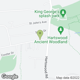 Map of Lady Godiva Wedding Services in Warley, Brentwood, essex