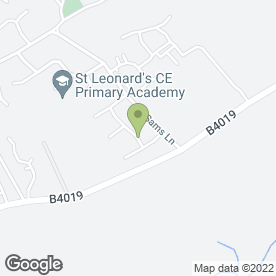 Map of M.T Refrigeration in Blunsdon, Swindon, wiltshire