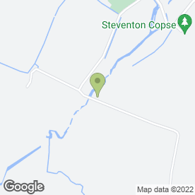 Map of Advanced Coffee Equipment & Supplies Ltd in Steventon, Abingdon, oxfordshire