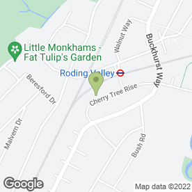 Map of Pro Labour Painters & Decorators in Buckhurst Hill, greater london