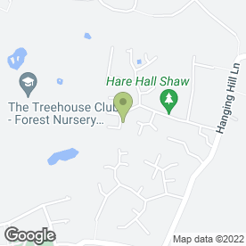 Map of Fruitsqueeze UK Ltd in Hutton, Brentwood, essex
