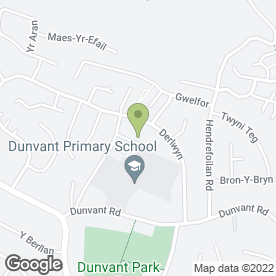 Map of 1ST Abertawe Diffleys Driving School in Swansea, west glamorgan