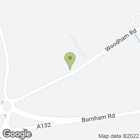 Map of Jubilee Wines Ltd in Battlesbridge, Wickford, essex