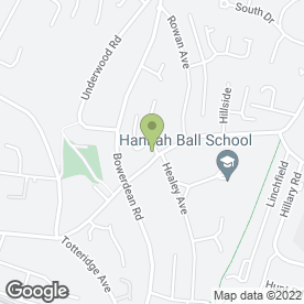 Map of Uk Halal Chinese Takeaway in High Wycombe, buckinghamshire