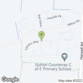 Map of Knight Refrigeration in Sutton Courtenay, Abingdon, oxfordshire