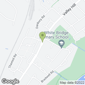 Map of Jarvis Turf & Landscape Contractors in Loughton, essex