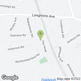 Map of Keith Cooper Piano Teacher in New Barnet, Barnet, hertfordshire