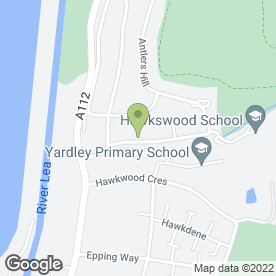Map of Monkey Puzzle Day Nurseries in London, london