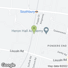 Map of Photographers For You in Enfield, middlesex