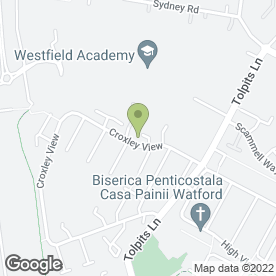 Map of Watford Heating And Boiler Specialists in Watford, hertfordshire