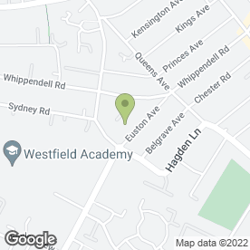 Map of MOTSTOP in Watford, hertfordshire