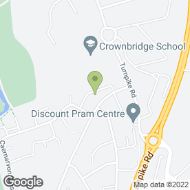 Map of Jewels Beauty & Teeth Whitening in Llanyravon, Cwmbran, gwent