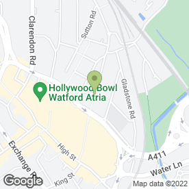 Map of Caffe' L'Antico Ltd in Watford, hertfordshire