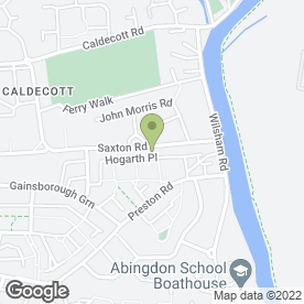 Map of Sjr Photography in Abingdon, oxfordshire