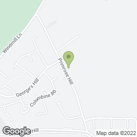 Map of Prestwood Property Ltd in Widmer End, High Wycombe, buckinghamshire