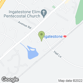 Map of Inflatabar in Ingatestone, essex