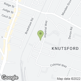 Map of Net Trading (UK) Ltd in Watford, hertfordshire