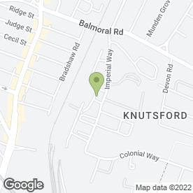 Map of International Craft in Watford, hertfordshire