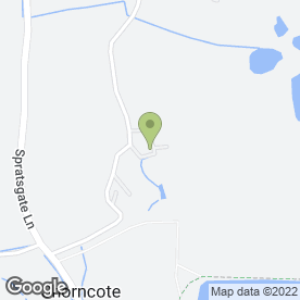 Map of Hills Quarry Products Ltd in Shorncote, Cirencester, gloucestershire