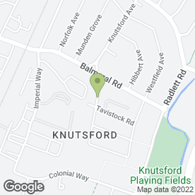 Map of AW Carpentry Services in Watford, hertfordshire