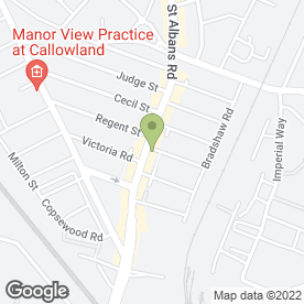 Map of A & P Plumbing & Heating Ltd in Watford, hertfordshire