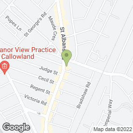 Map of Perfecto in Watford, hertfordshire