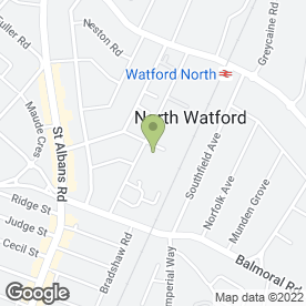 Map of Pegasus Glazing & Window Ltd in Watford, hertfordshire