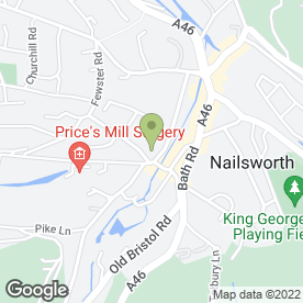 Map of ESSENTIALLY YOU in Nailsworth, Stroud, gloucestershire