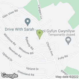 Map of Chris Fish Multi Trades Man in Trevethin, Pontypool, gwent