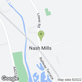 Map of Kate Harding Cello Tuition in Nash Mills, Hemel Hempstead, hertfordshire
