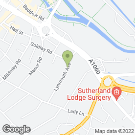 Map of South Park Removal Service Ltd in Chelmsford, essex
