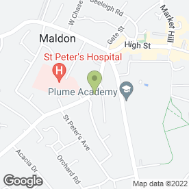 Map of Avon House Veterinary Surgery in , essex