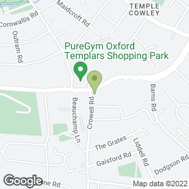 Map of Lloyds TSB Bank plc in Cowley, Oxford, oxfordshire