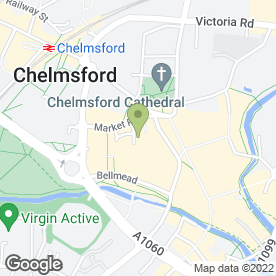 Map of Gold Coast Studios in Chelmsford, essex