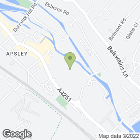 Map of Johnson Cleaners in Hemel Hempstead, hertfordshire