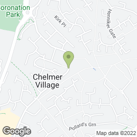 Map of Stanlite Blinds in Chelmsford, essex
