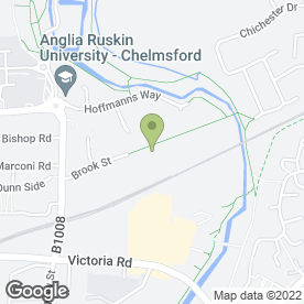 Map of Chelmsford Electrical Ltd in Chelmsford, essex