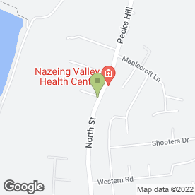 Map of Shred-it in Nazeing, Waltham Abbey, essex