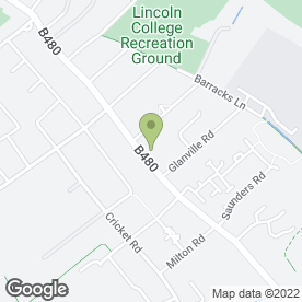 Map of FRENCH & ITALIAN CAR CENTRE in Oxford, oxfordshire