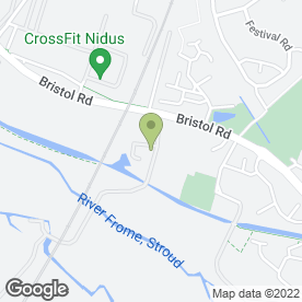 Map of Stonehouse Court Hotel in Gloucestershire, gloucestershire