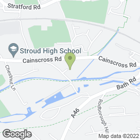 Map of Smart Driving Tuition in Stroud, gloucestershire
