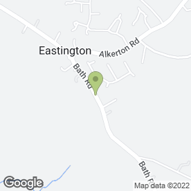 Map of Bath Road Garage in Eastington, Stonehouse, gloucestershire