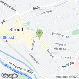 Map of Nargis Tandoori in Stroud, gloucestershire