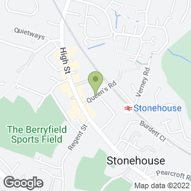 Map of Ambiance in Stonehouse, gloucestershire