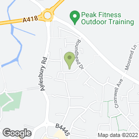 Map of Weddings By Vickie in Thame, oxfordshire